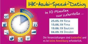 Azubi-Speed-Dating bei der IHK Dresden @ BiZ Riesa